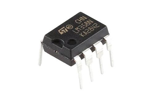 CI Amplificador Operacional LM358
