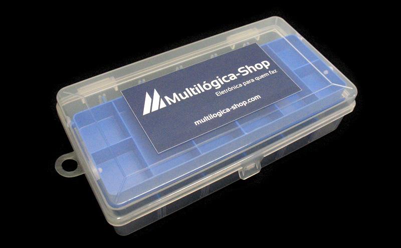 Caixa organizadora Multilógica-shop