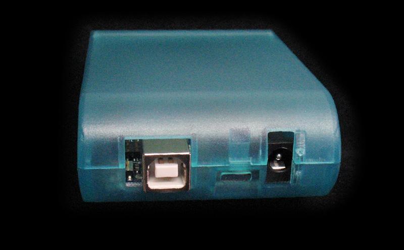 Caixa para Arduino com aba - Placa Arduino não incluída