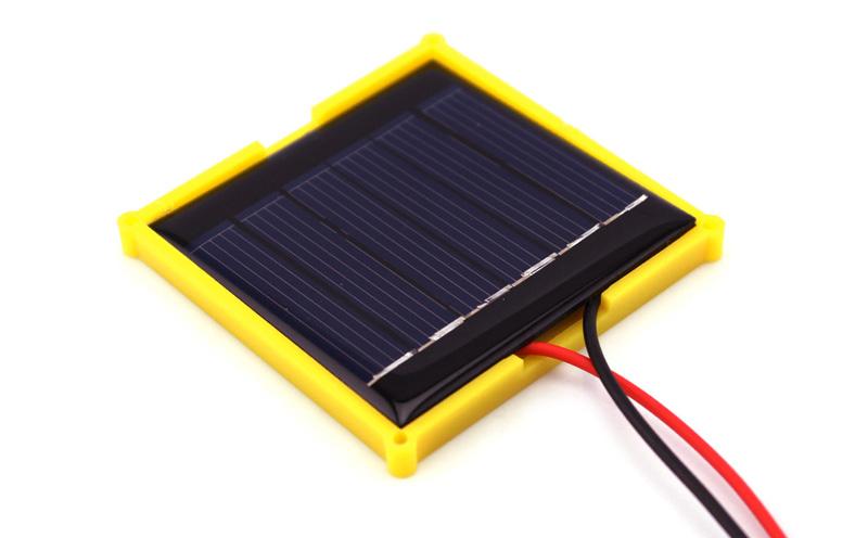 Célula solar mini - 0,3W