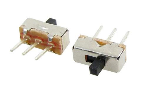 Chave liga-desliga reversível para protoboard