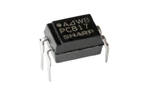 Circuito PC817A
