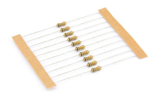 Resistor de 470 ohms - conjunto com 10