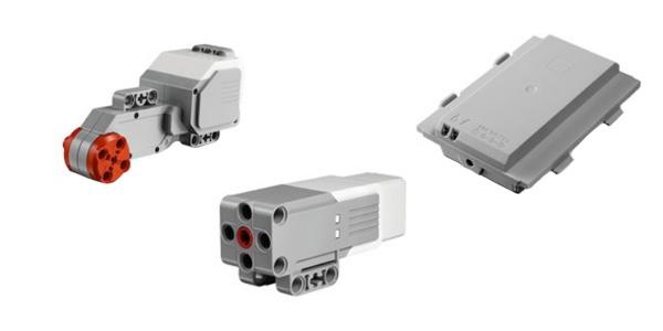 Lego Education Mindstorms EV3 - peças avulsas