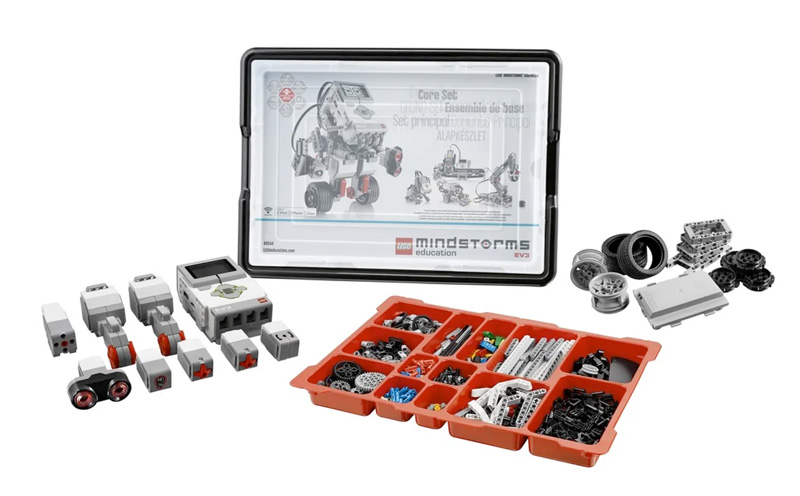 Lego Mindstorms Education EV3 - Conjunto Principal