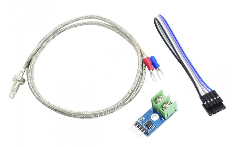 Módulo Leitor de Temperatura MAX6675 Termopar
