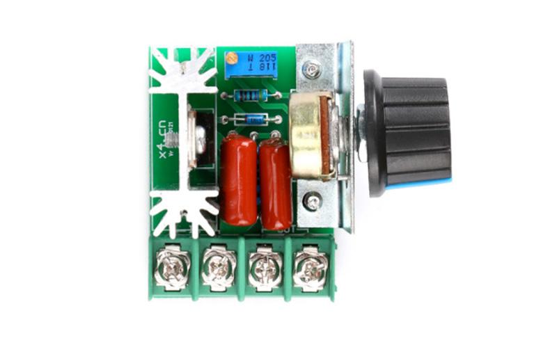 Módulo Regulador de Voltagem 2000W SCR