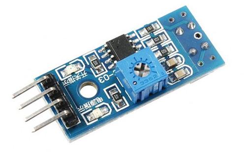 Módulo Sensor Óptico Reflexivo TCRT5000