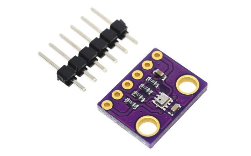 Módulo com Sensor de Pressão Barométrica BMP280