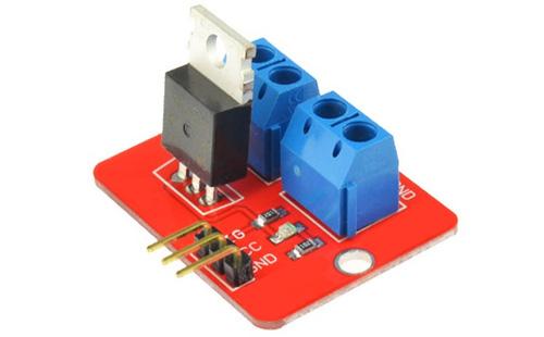 Módulo controlador MOSFET IRF520