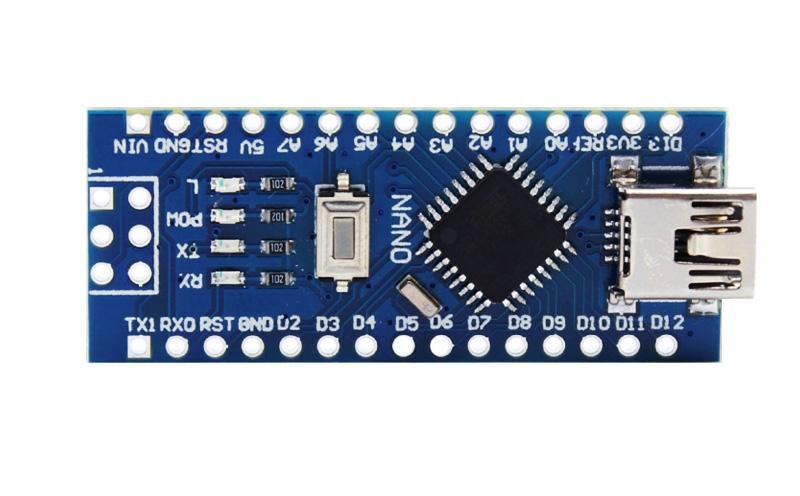 Placa Nano Atmega328P (Arduino Compatível)