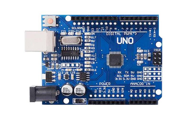Placa Uno R3 SMD com cabo USB