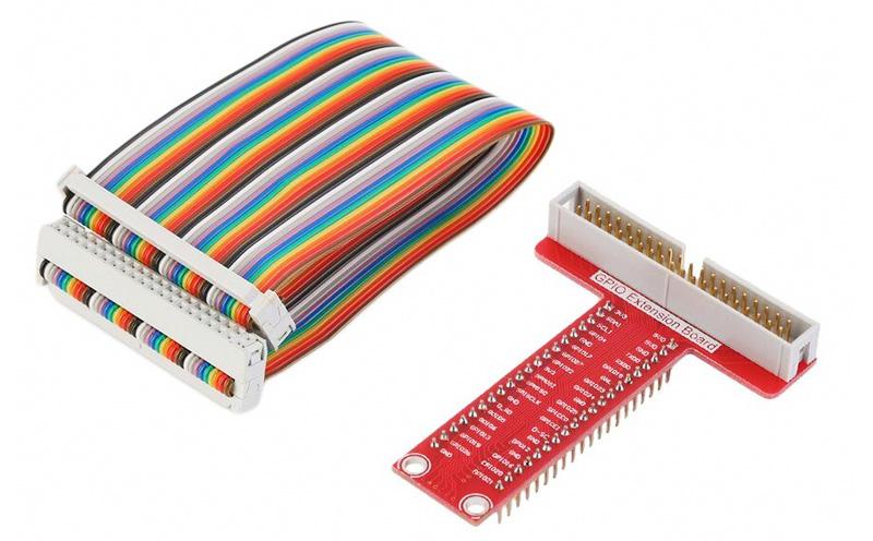 Placa adaptadora GPIO para Raspberry Pi