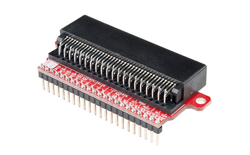 Placa de suporte para micro:bit