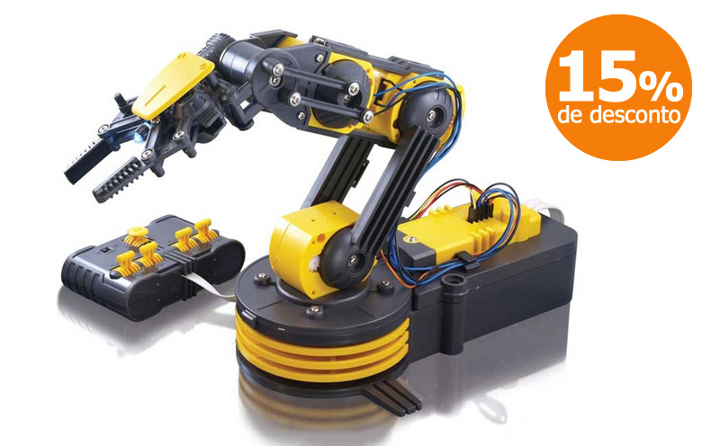 Braço robótico Edge OWI-535