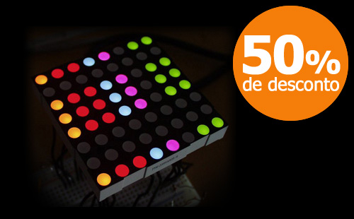 Matriz de LEDs RGB
