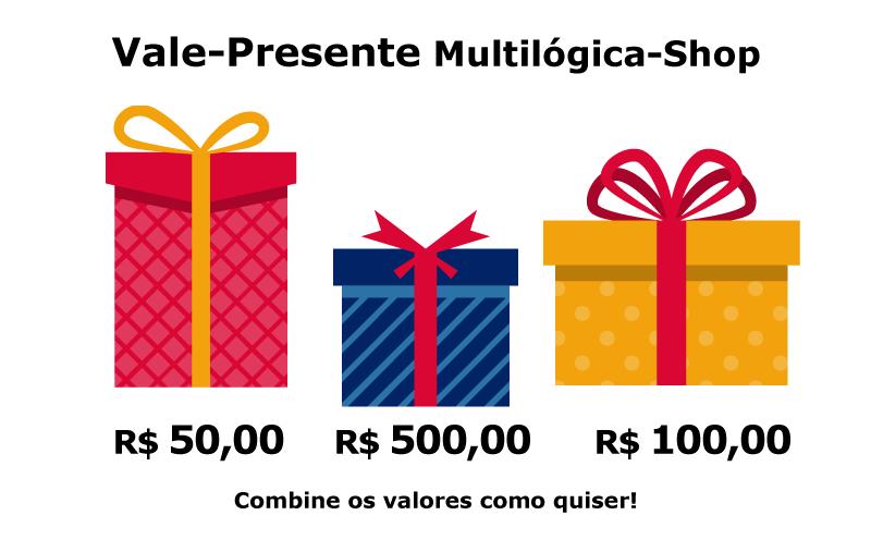Vale-Presente Multilógica-Shop