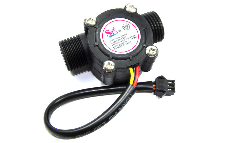 Sensor de Fluxo de Água YF-S201