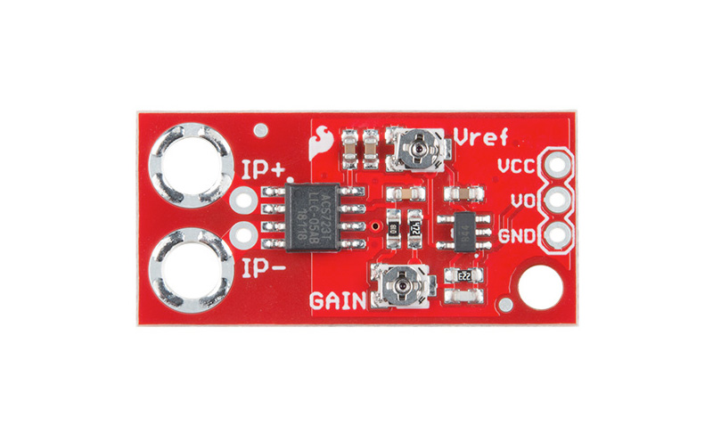 Sensor de baixas correntes ACS723