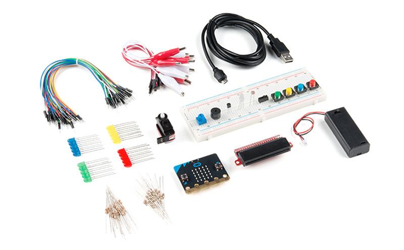 SparkFun Inventor's Kit micro:bit