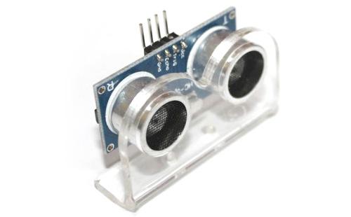 Suporte para Sensor de Distância Ultrasônico HC-SR04 - Sensor vendido separadamente