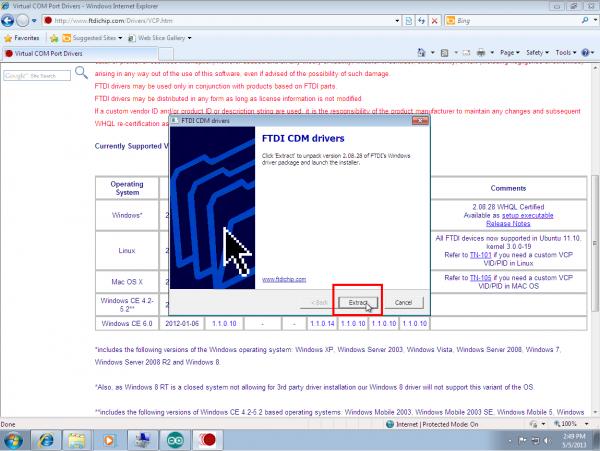 Como Instalar Drivers FTDI   Multilógica-shop